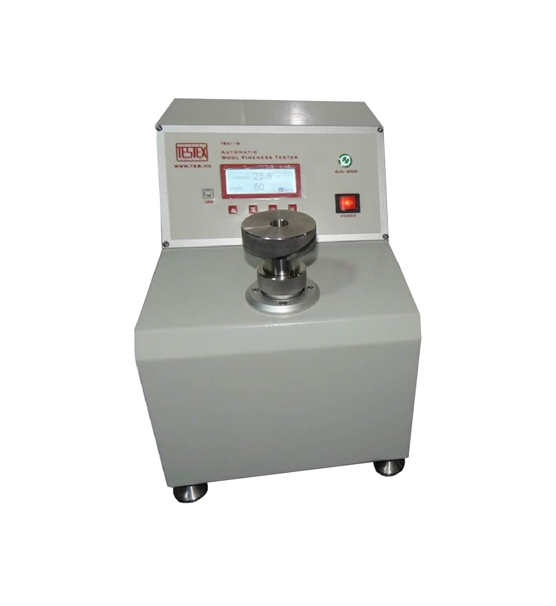 Automatic Wool Fineness Tester