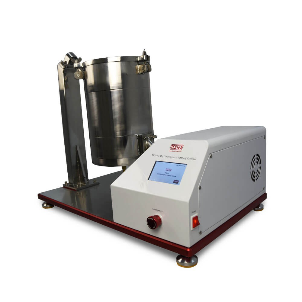 Dry Cleaning and Washing Cylinder
