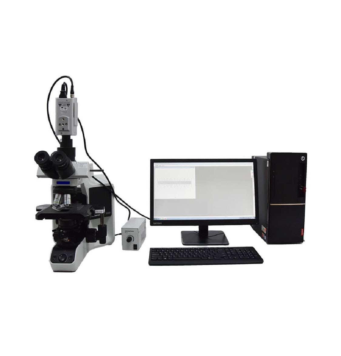 Microscope - Fiber Analyser