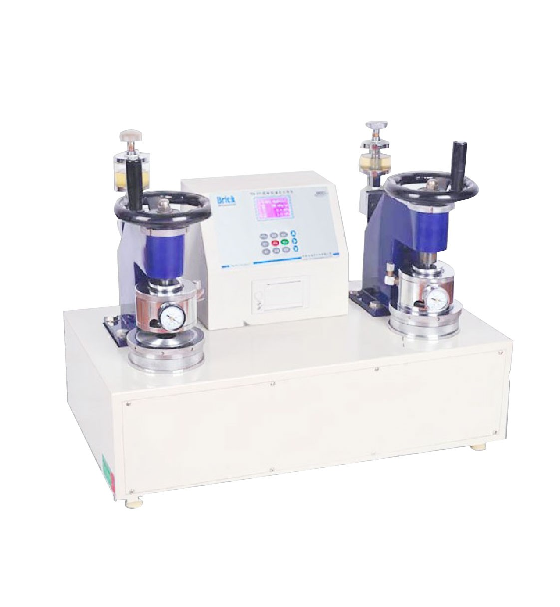 Paper and Paperboard Bursting Strength Tester