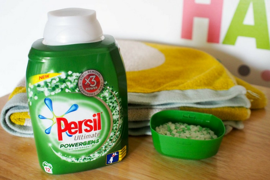 Persil Bio Powergems