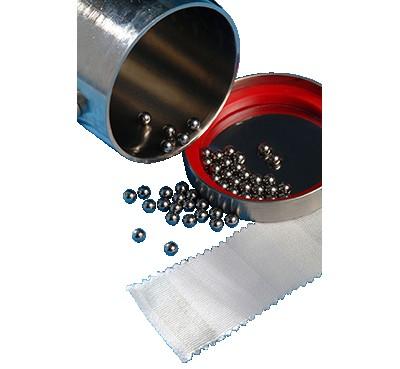 Stainless Steel Discs & Balls