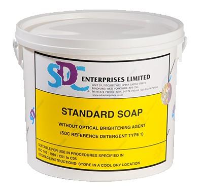SDC Standard Soap