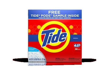 Tide Original Powder Detergent
