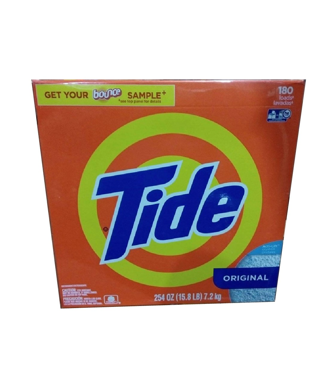 Tide Without Bleach